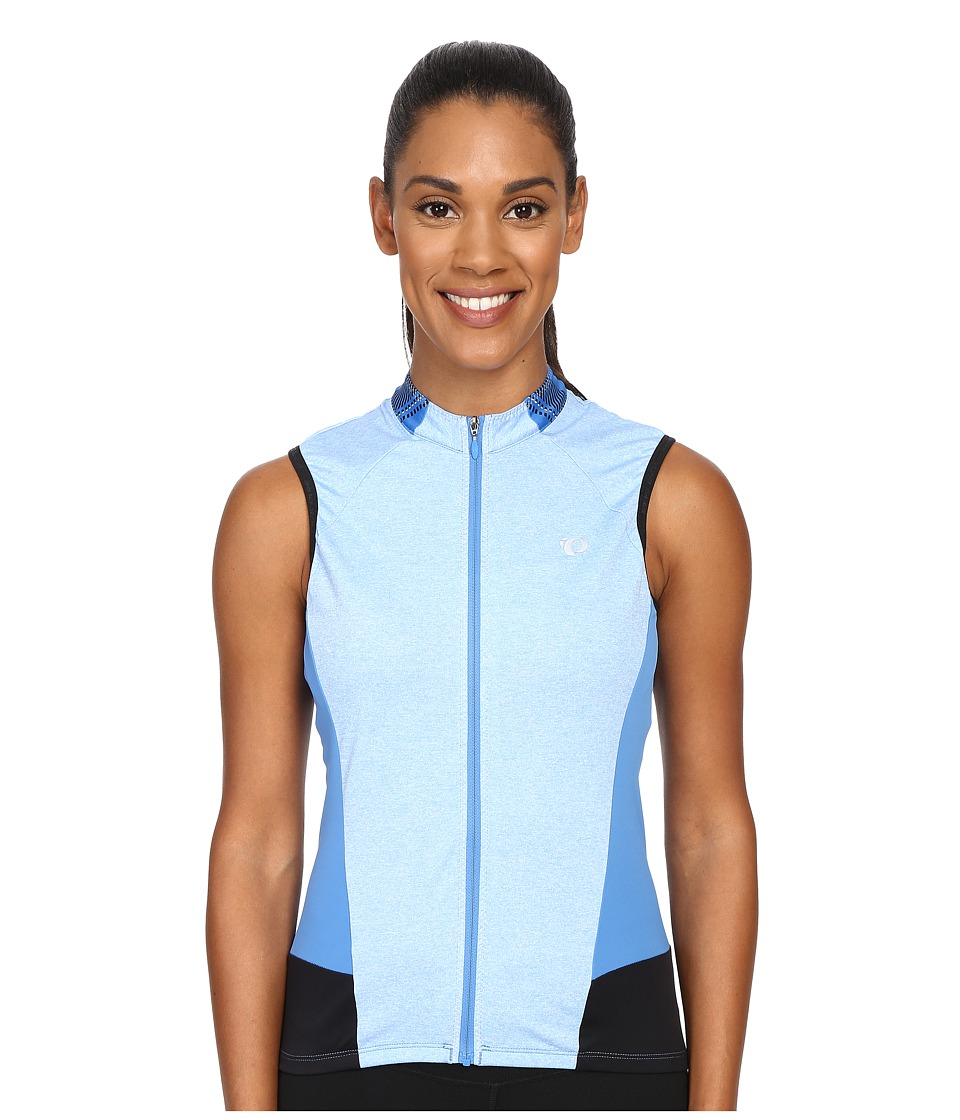 Pearl Izumi - Select Escape Sleeveless Jersey (Sky Blue) Women's Sleeveless