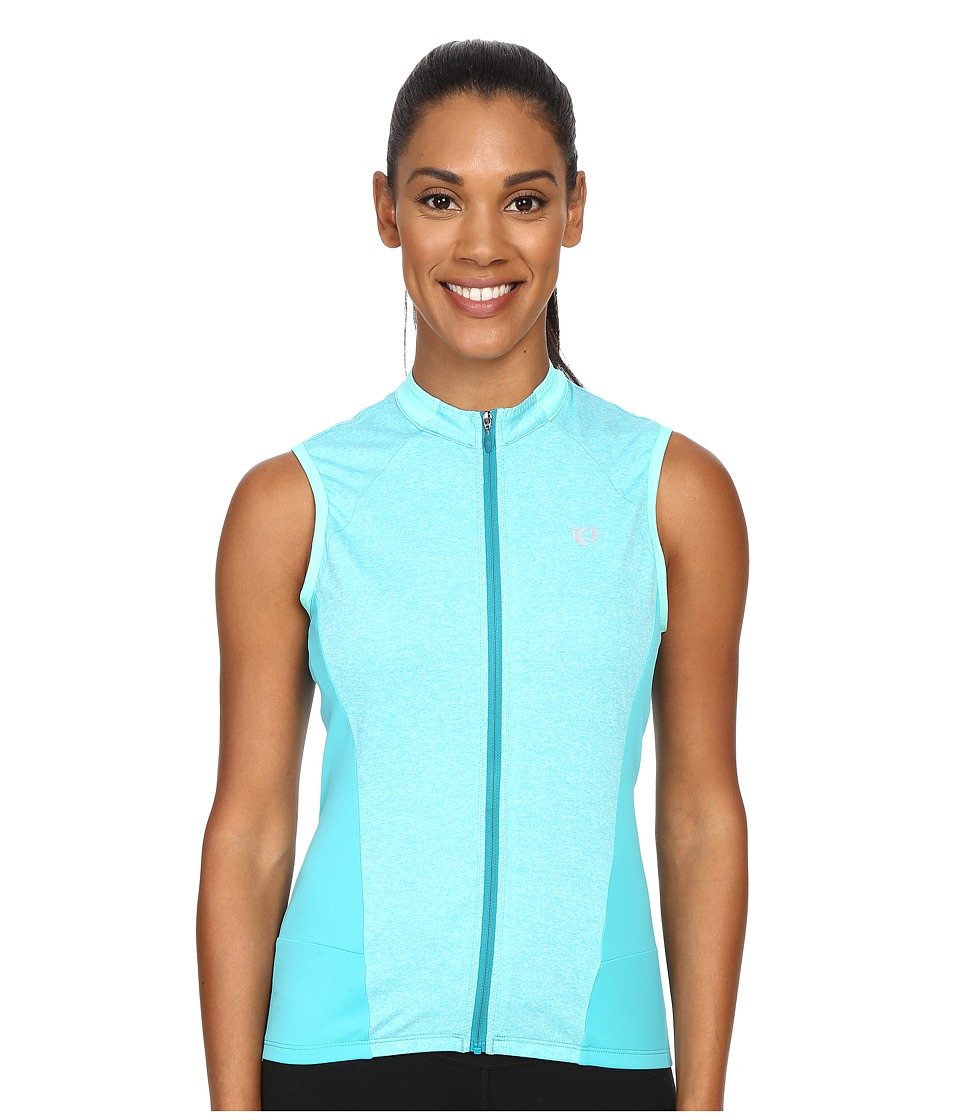 Pearl Izumi - Select Escape Sleeveless Jersey (Viridian Green) Women's Sleeveless