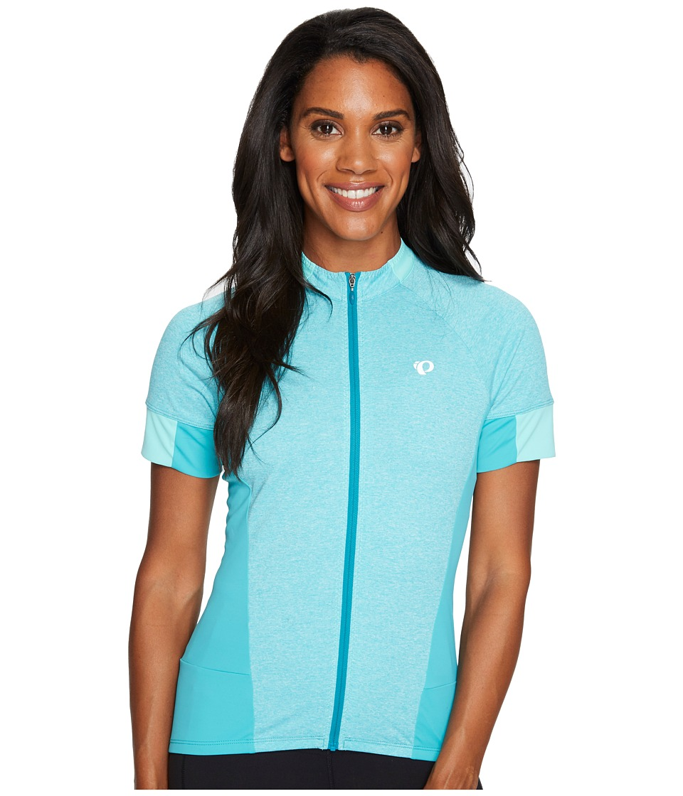 Pearl Izumi - Select Escape Short Sleeve Jersey (Viridian Green) Women's Clothing