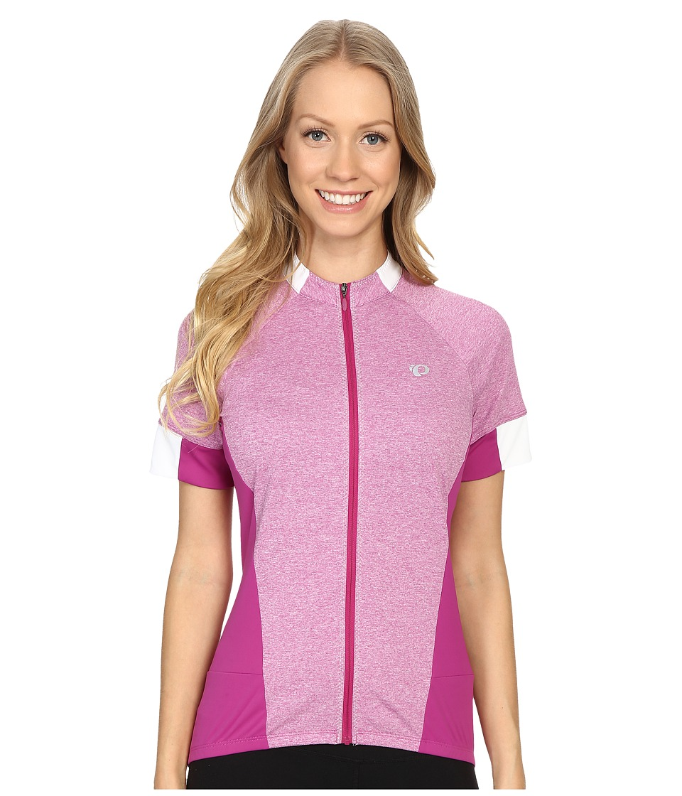 Pearl Izumi - Select Escape Short Sleeve Jersey (Purple Wine) Women's Clothing