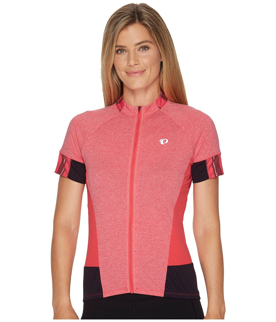 Pearl Izumi - Select Escape Short Sleeve Jersey (Rouge Red) Women's Clothing