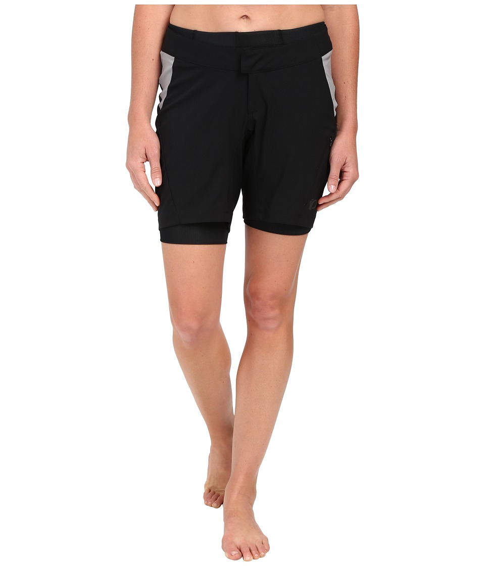 Pearl Izumi - Canyon Short (Black/Monument Grey) Women's Shorts