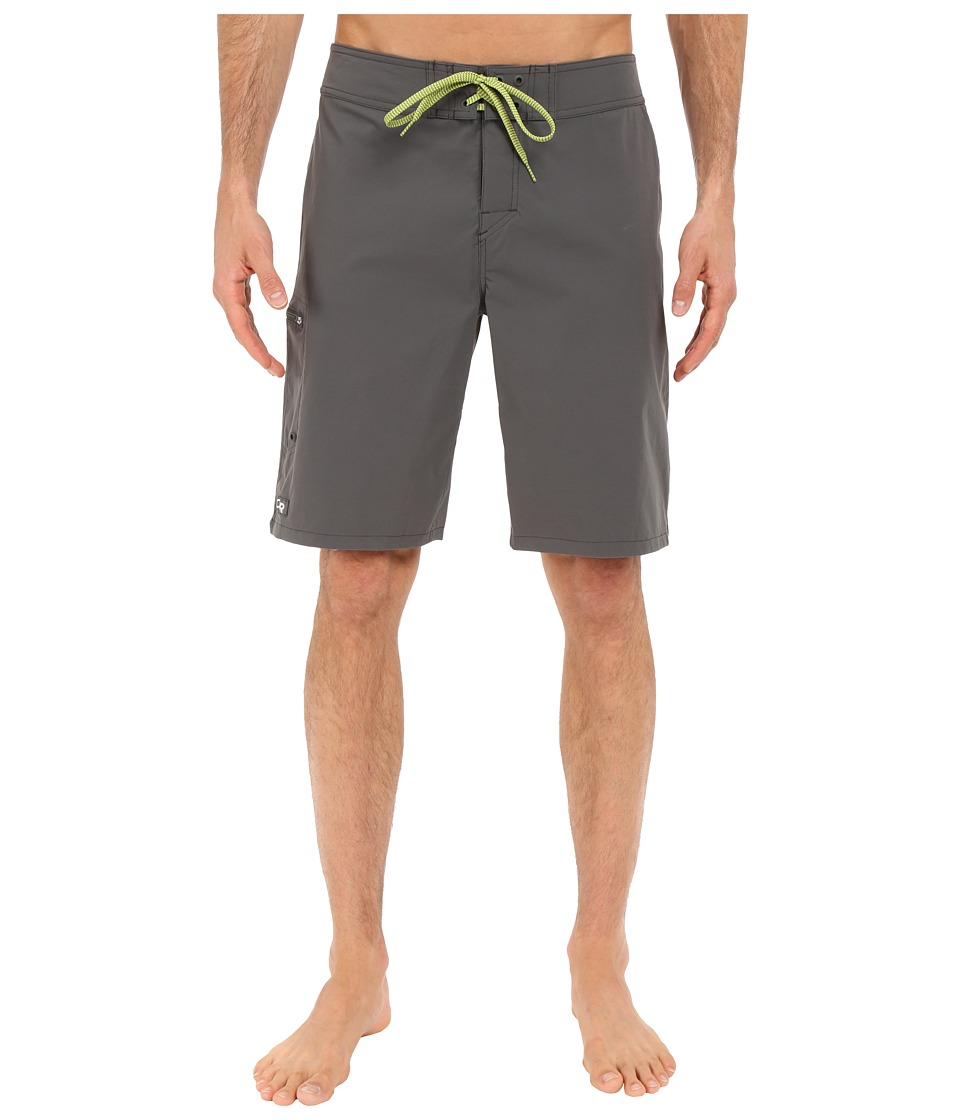 Outdoor Research Phuket Boardshorts (Charcoal) Men