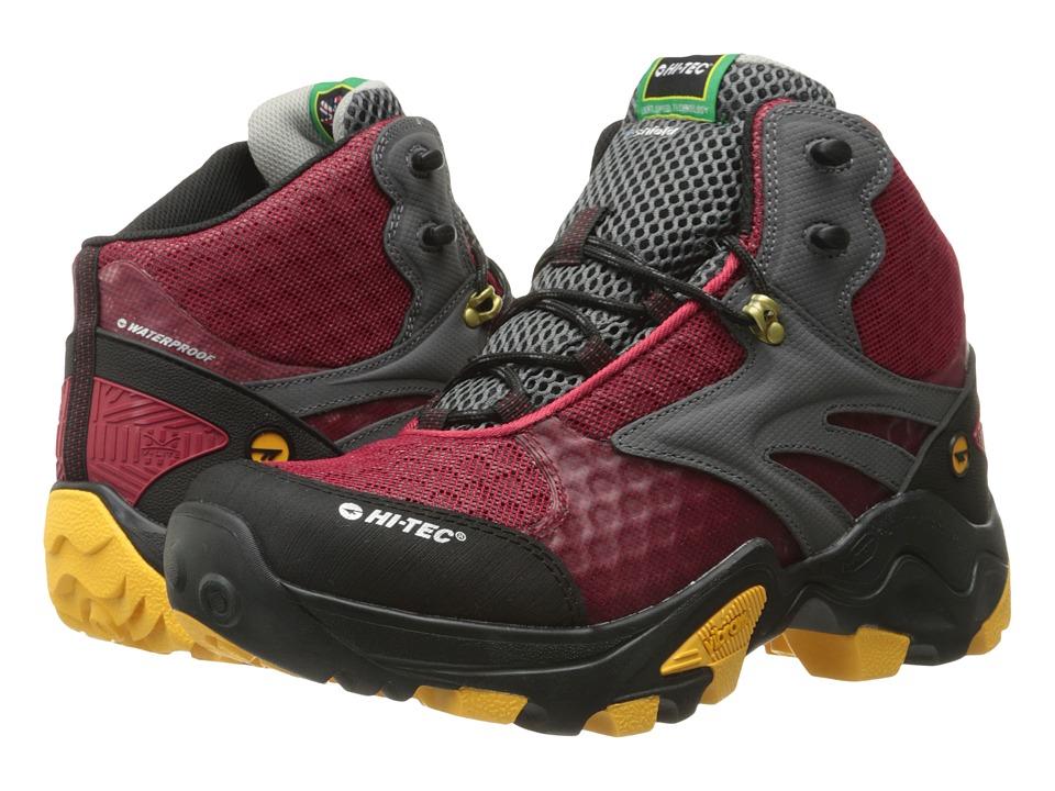 Hi-Tec - V-Lite Flash Fast Hike I-Shield Waterproof (Core Red/Core Gold) Men's Boots