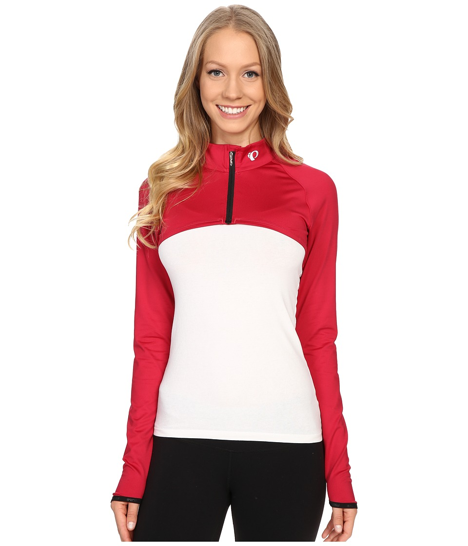 Pearl Izumi - Elite Escape Shrug (Cerise) Women's Workout