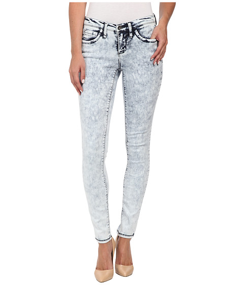 dollhouse - Super Soft Acid Push-Up Jeans in Erie (Erie) Women's Jeans