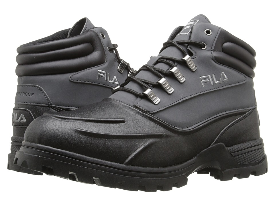 Fila - Shifter (Black/Castlerock/Black) Men