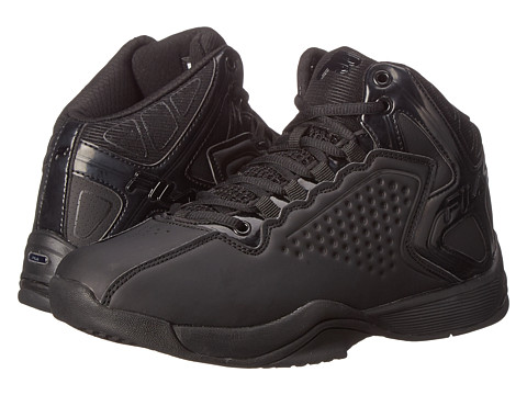 Fila - Big Bang 4 (Black/Black/Black) Men's Shoes