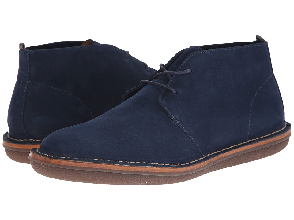 Cole Haan - Lewis Chukka (Blazer Blue) Men's Shoes