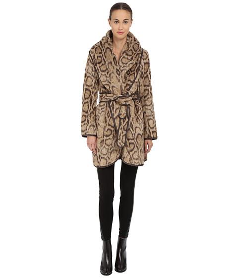 Diane von Furstenberg - Bergen (Beige) Women's Coat