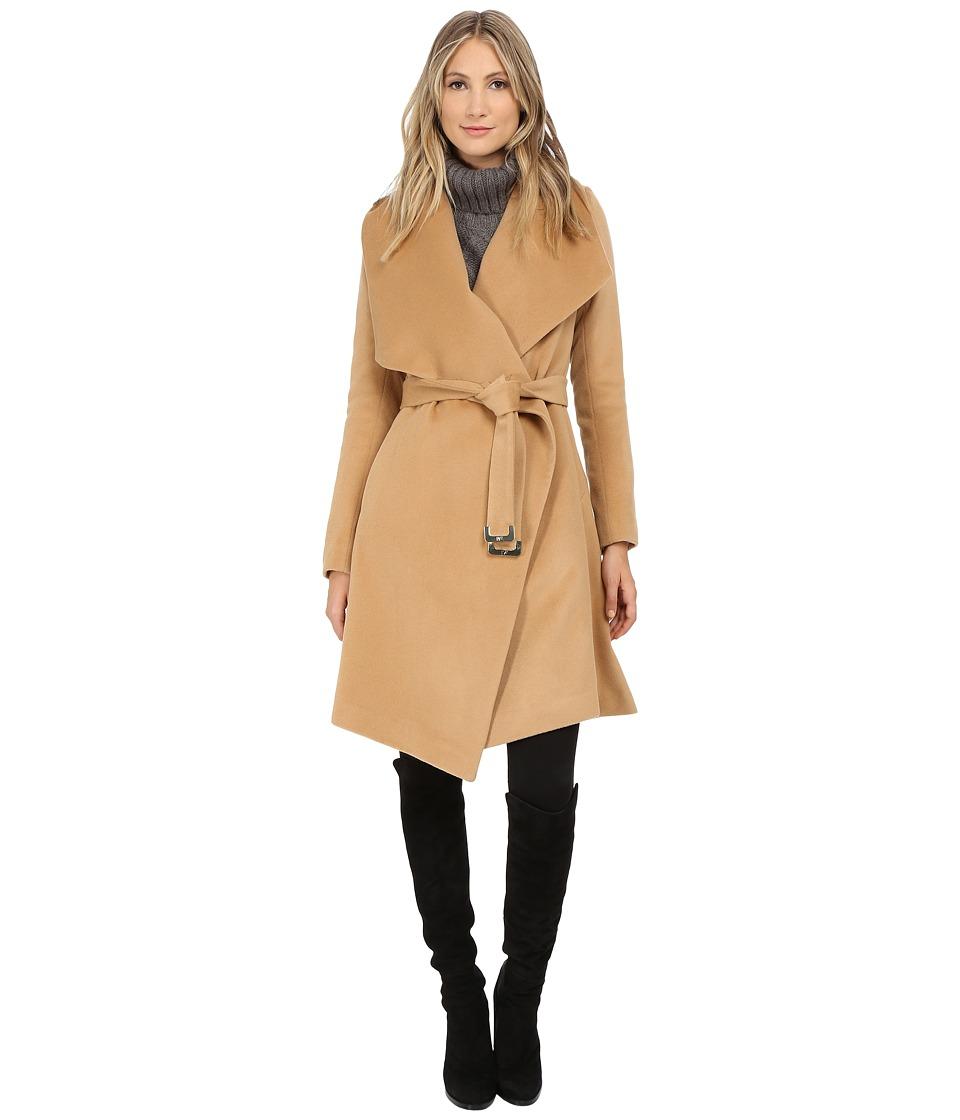 Diane von Furstenberg - Harlow (Camel) Women's Coat