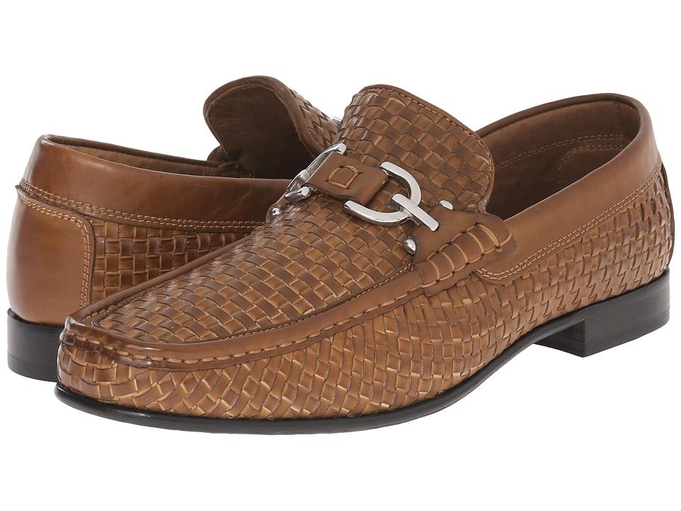 Donald J Pliner - Dacio (Saddle 1) Men's Slip-on Dress Shoes