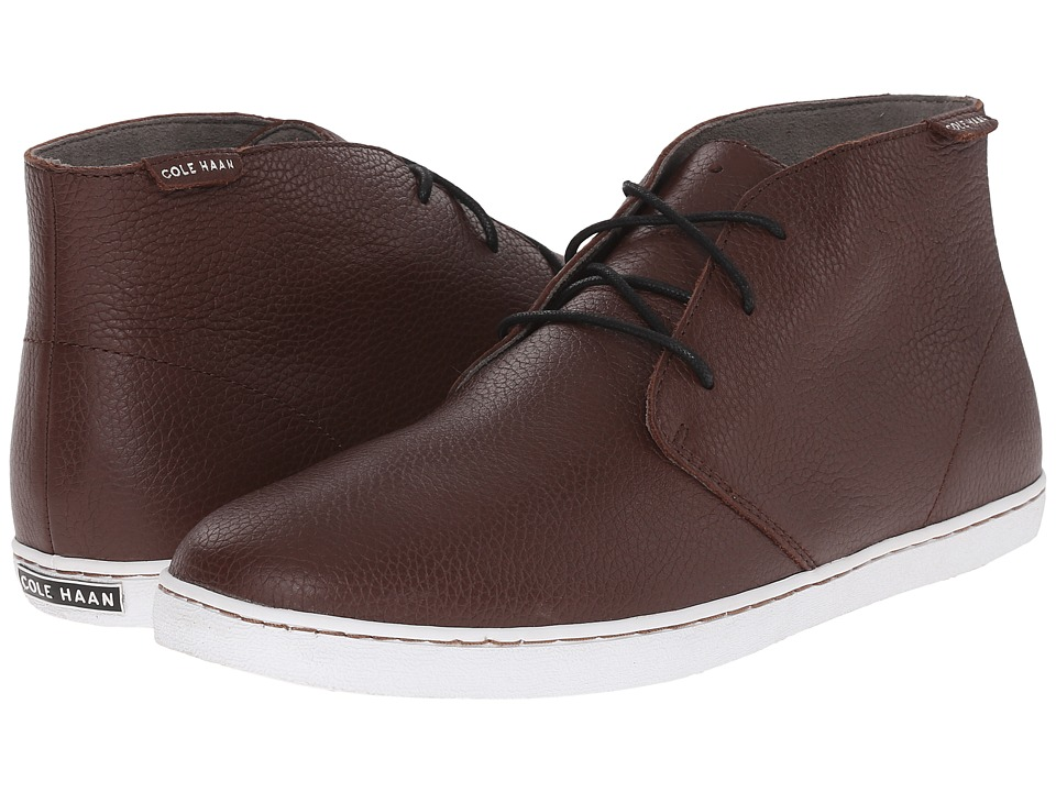 Cole Haan Pinch Weekender Chukka (Chestnut Leather) Men