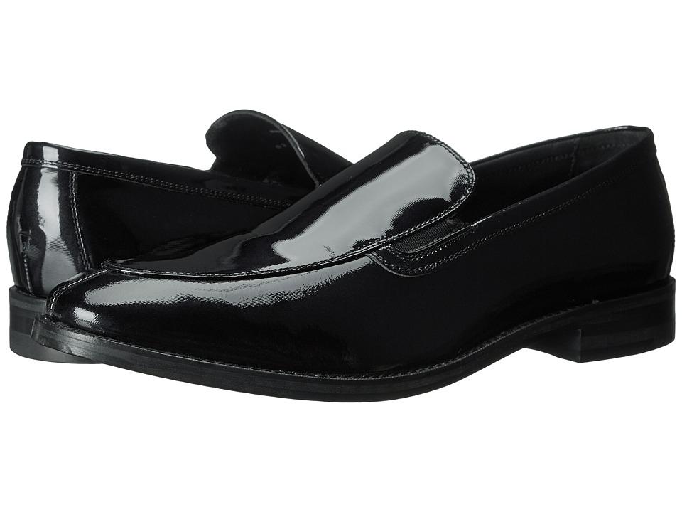 Cole Haan - Cambridge Venetian (Black Patent) Men's Shoes
