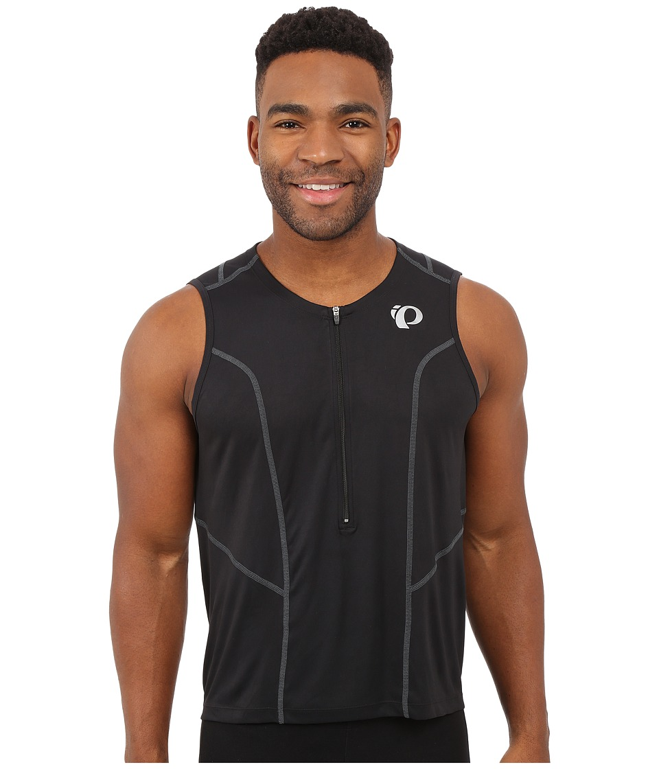 Pearl Izumi - Select Pursuit Tri SL Jersey (Black) Men's Workout