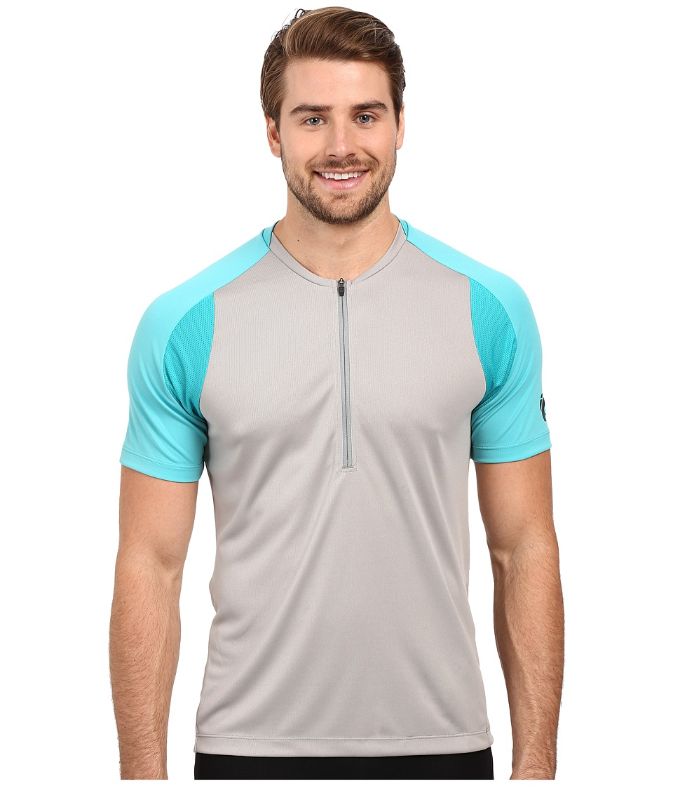 Pearl Izumi - Divide Jersey (Monument Grey) Men's Clothing