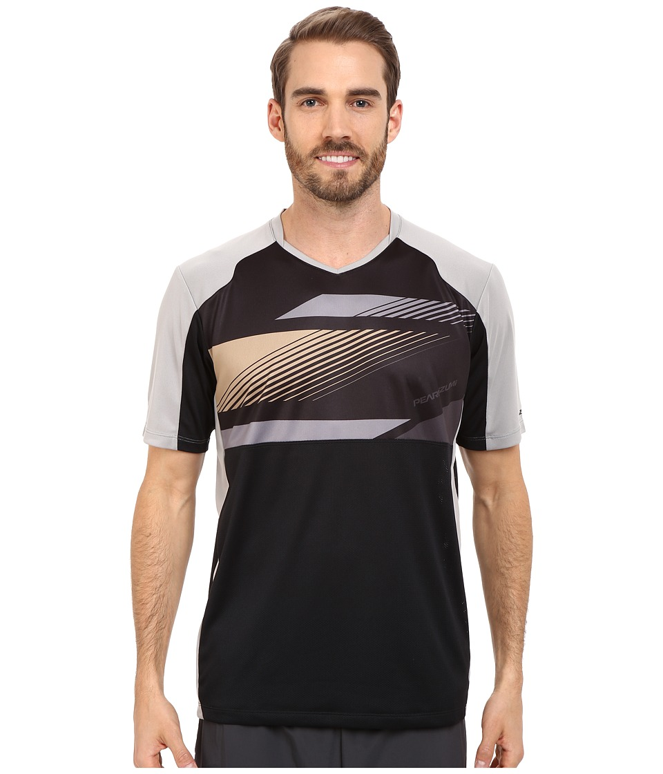 Pearl Izumi - Launch Jersey (Black/Monument Grey) Men's Workout