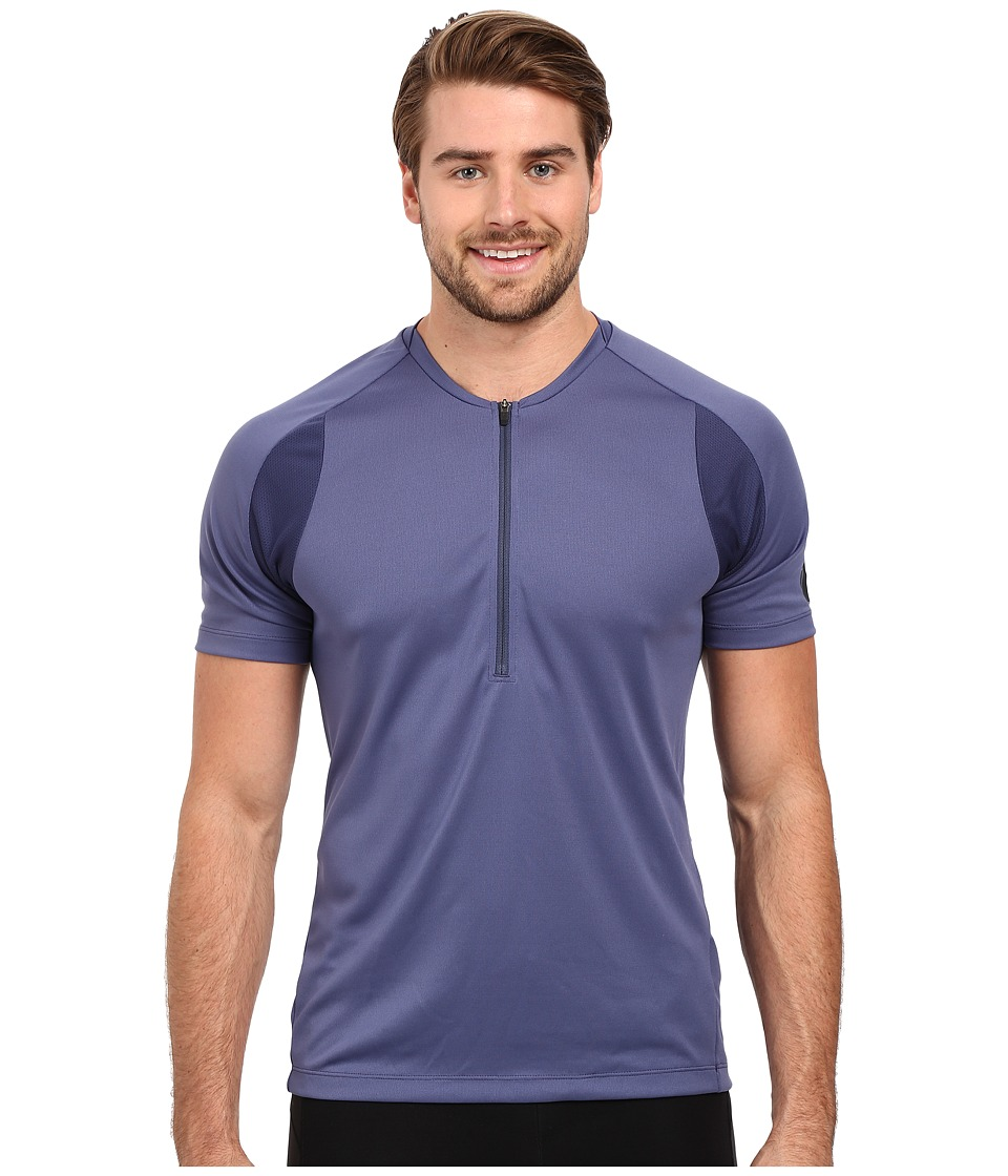 Pearl Izumi - Divide Jersey (Deep Indigo) Men's Clothing
