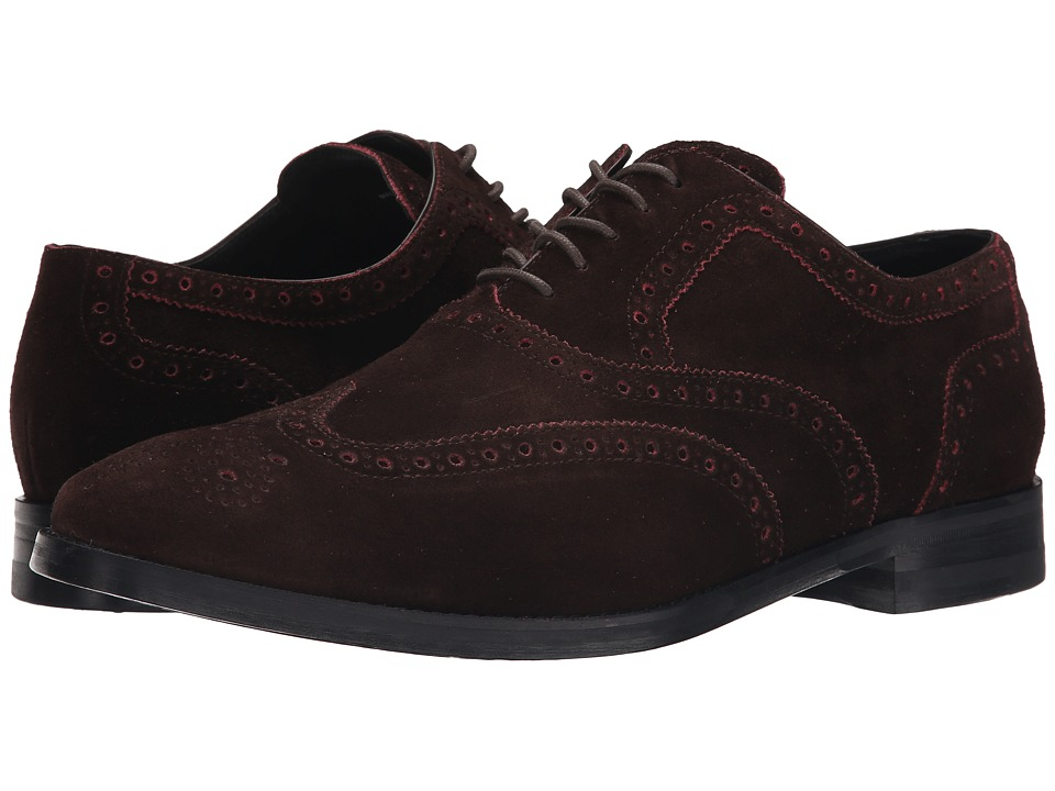 Cole Haan - Cambridge Wing Oxford (Chestnut Piped) Men