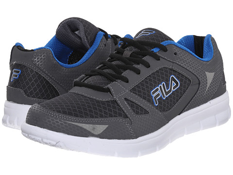 Fila - Nrg (Castlerock/Prince Blue/Black) Men's Shoes