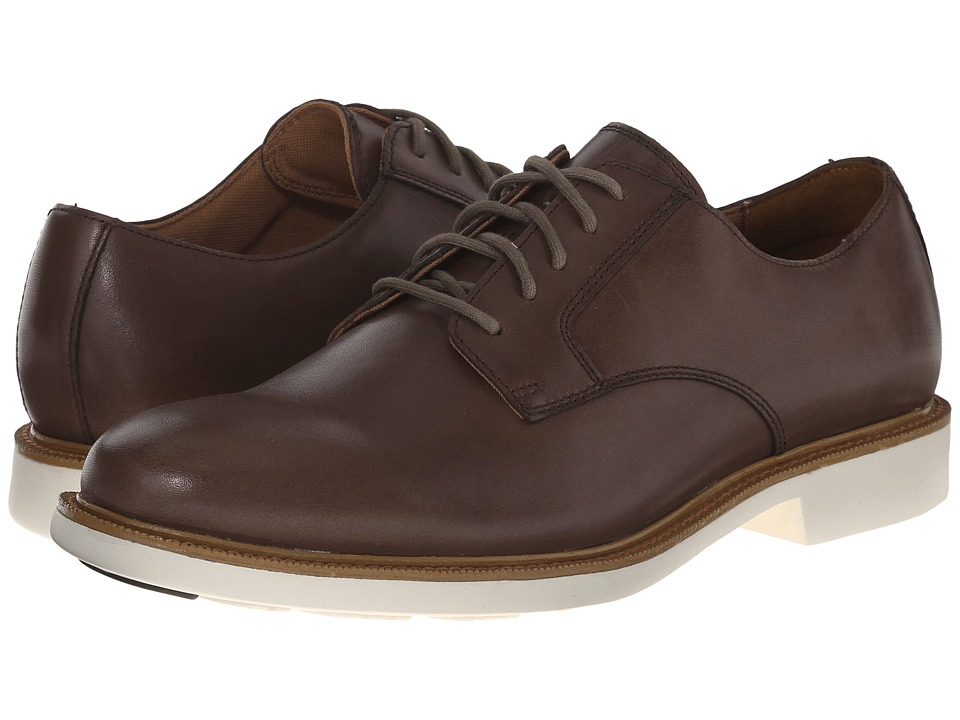 Cole Haan - Great Jones Plain Oxford (Smoke Ivory) Men