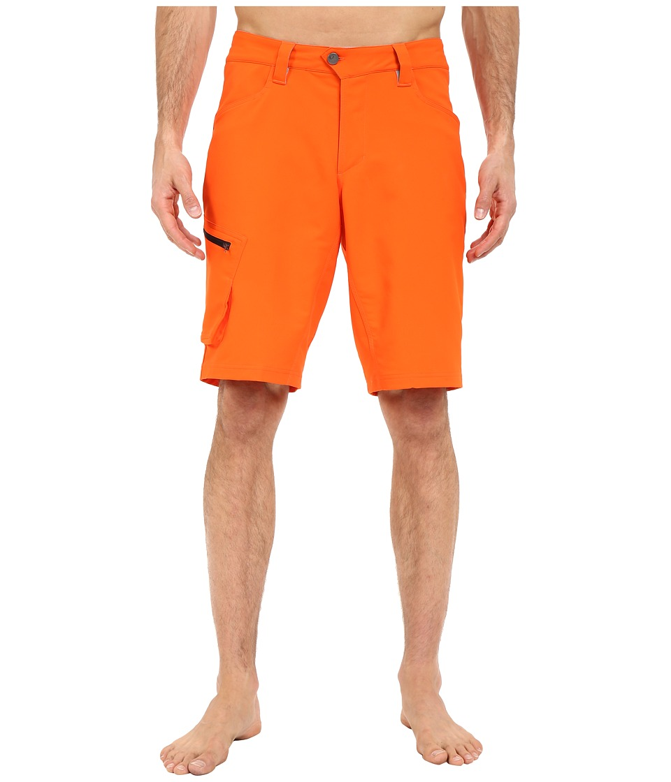 Pearl Izumi - Canyon Shorts (Red Orange) Men's Shorts
