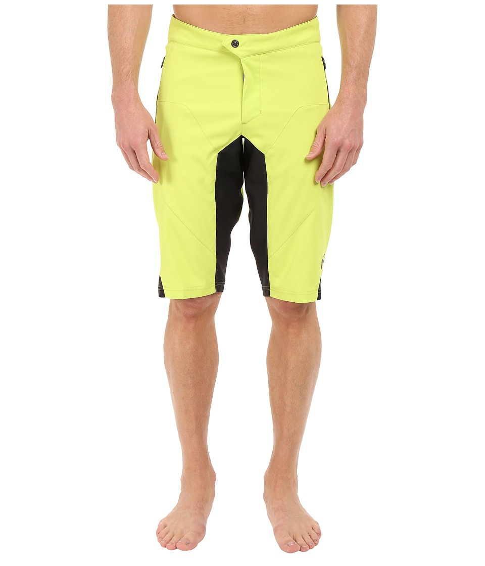 Pearl Izumi - Summit Shorts (Lime Punch) Men's Shorts