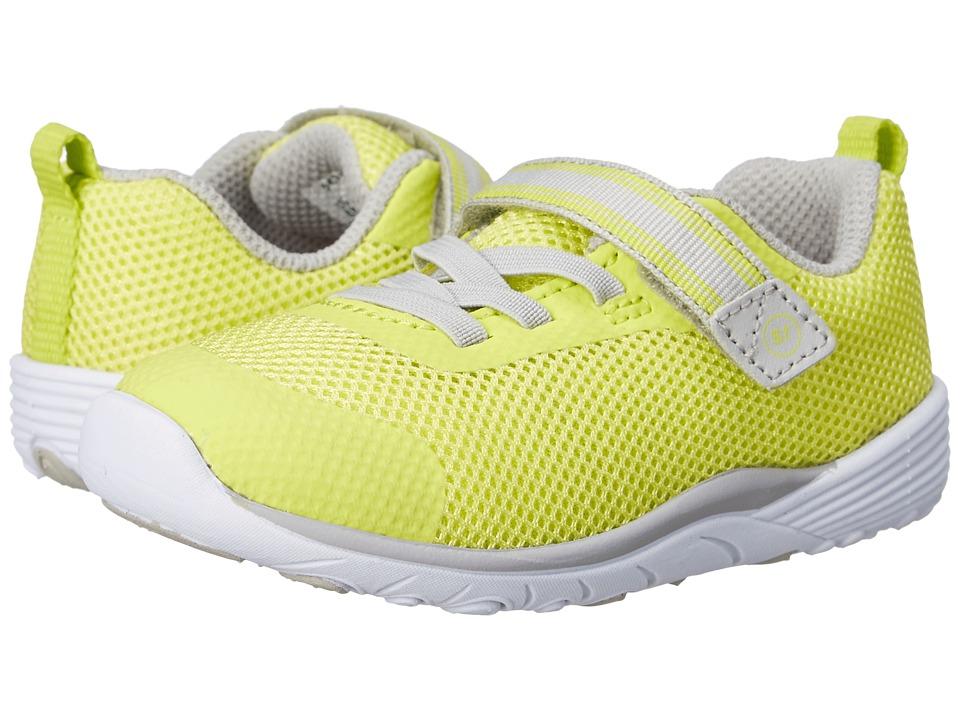 Stride Rite - SRT Dimitri (Toddler) (Lime) Boys Shoes