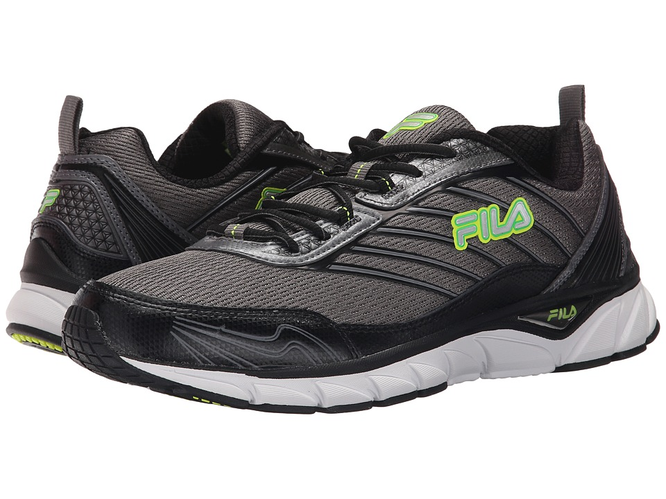 Fila Forward (Dark Silver/Black/Andean Toucan) Men