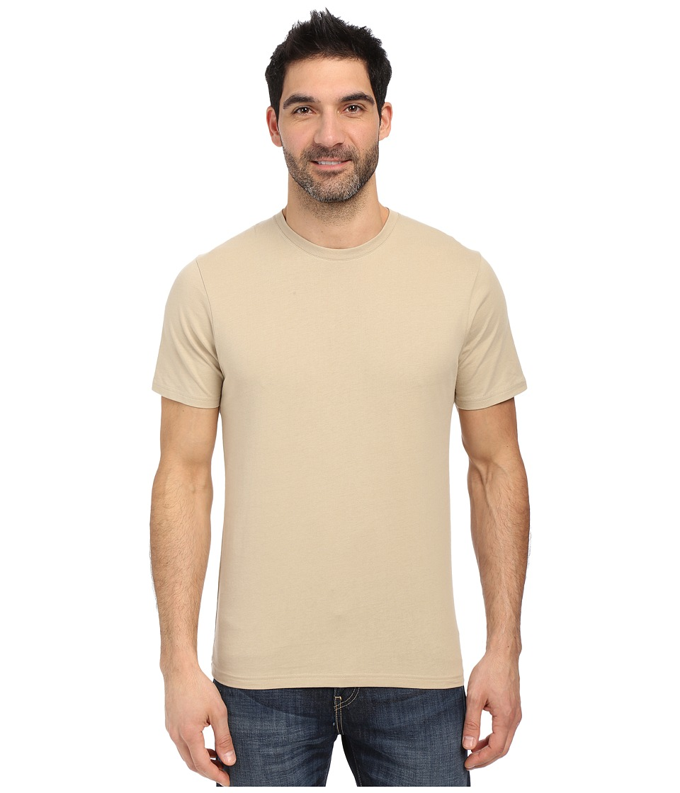 Under Armour UA Tac Charged Cotton Tee (Desert Sand) Men