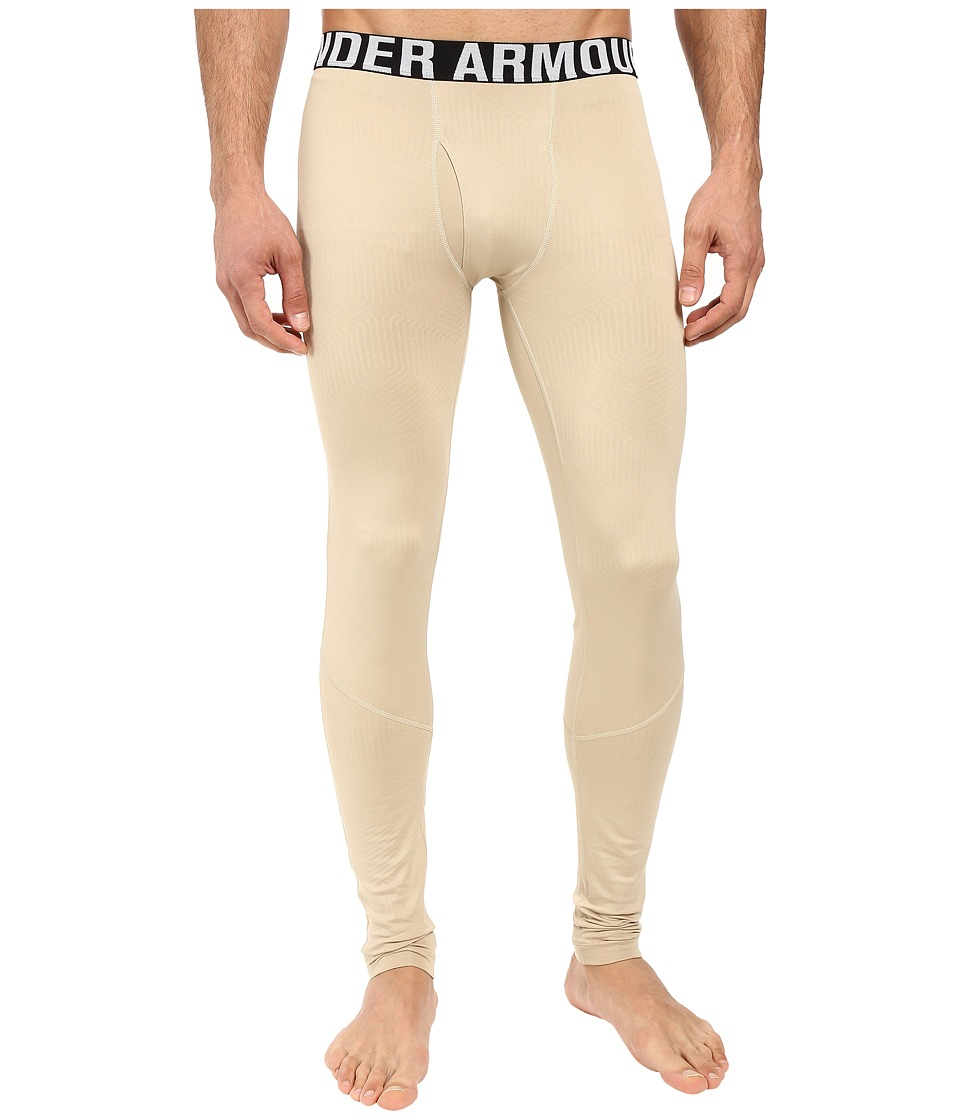 Under Armour UA Tac Cold Gear Infrared Leggings (Desert Sand) Men