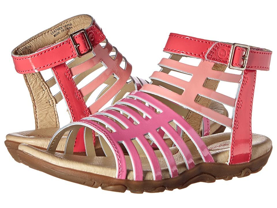 Stride Rite - SRT PS Katerina (Toddler/Little Kid) (Pink/Multi) Girls Shoes
