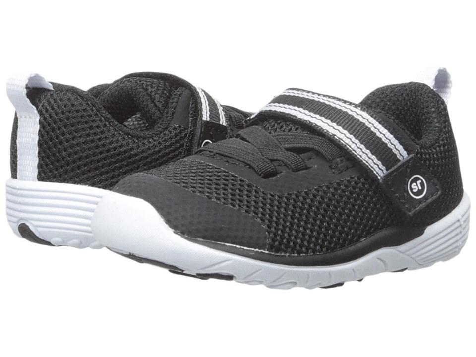 Stride Rite - SRT Dimitri (Toddler) (Black) Boys Shoes