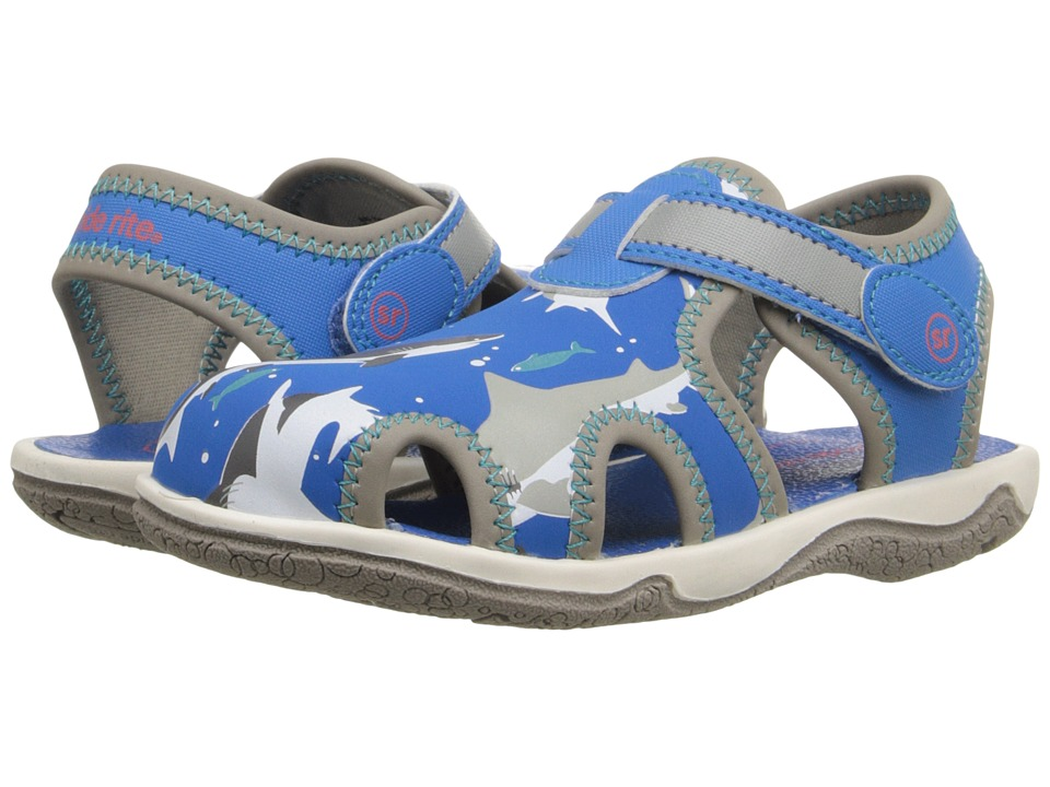 Stride Rite - Koy (Toddler/Little Kid) (Blue Shark) Boys Shoes