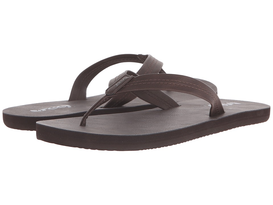 Reef - Shadow (Dark Brown) Women's Sandals