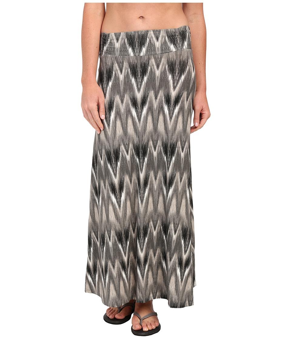 Aventura Clothing Nevis Maxi Skirt (Black) Women