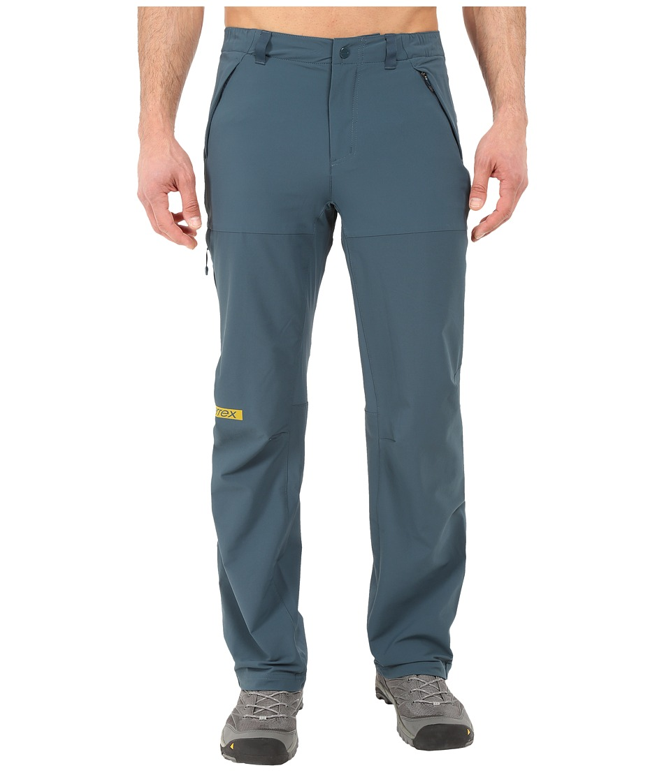 adidas Outdoor - Terrex Techrock Summer Pants (Midnight) Men's Casual Pants