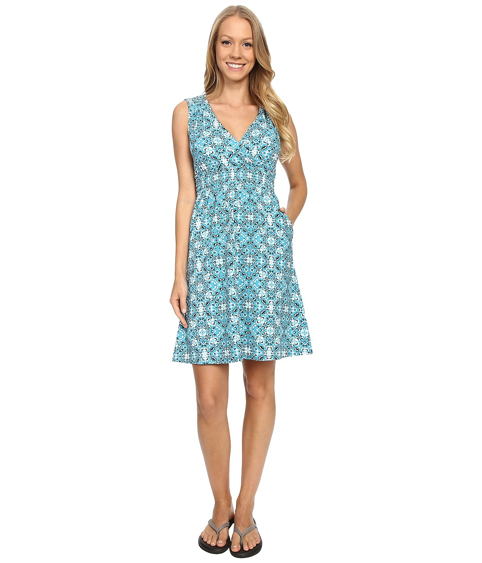 Aventura Clothing - Talisa Dress (Mosaic Blue) Women's Dress