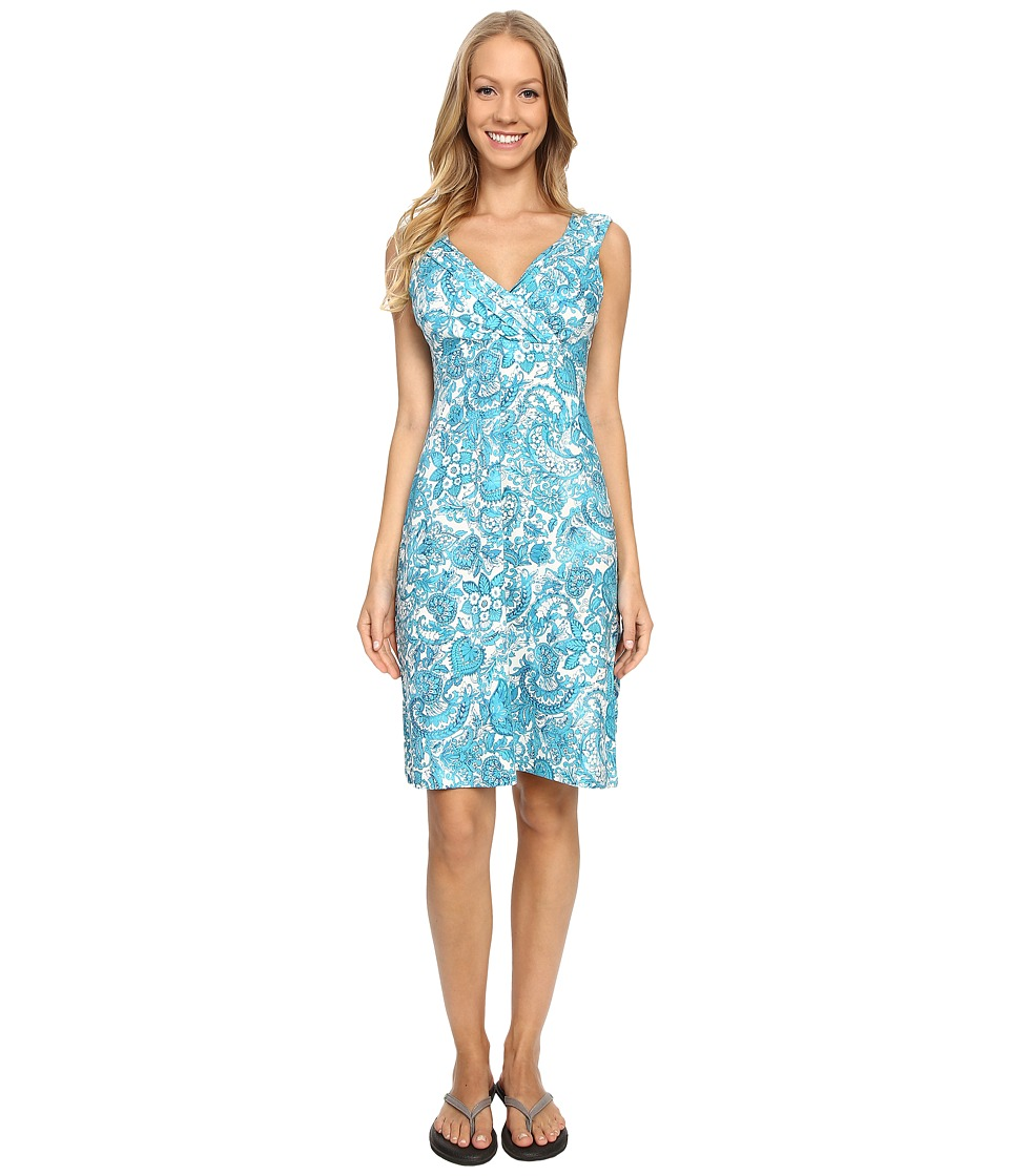 Aventura Clothing - Serendipity Dress (Mosaic Blue) Women's Dress