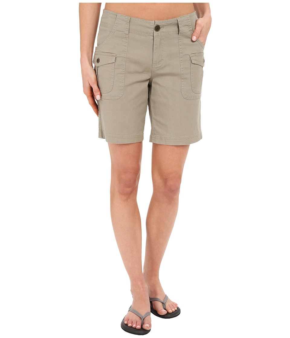 Aventura Clothing - Winnie Shorts (Silver Sage) Women's Shorts
