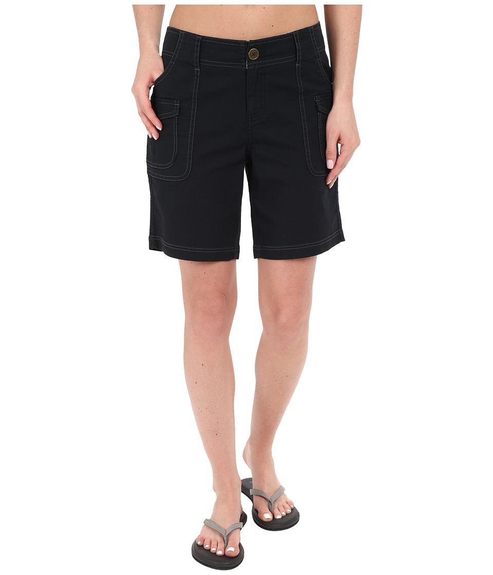 Aventura Clothing - Winnie Shorts (Black) Women's Shorts