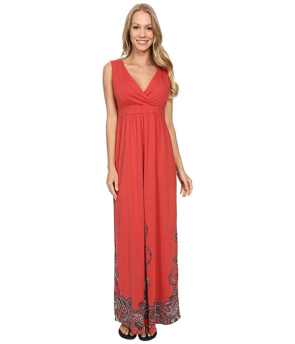 Aventura Clothing Ashby Maxi Dress (Chipotle) Women