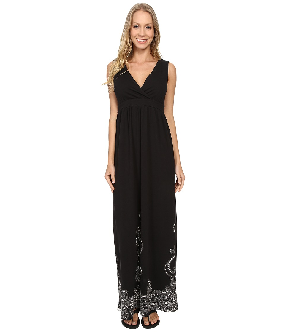 Aventura Clothing - Ashby Maxi Dress (Black) Women's Dress