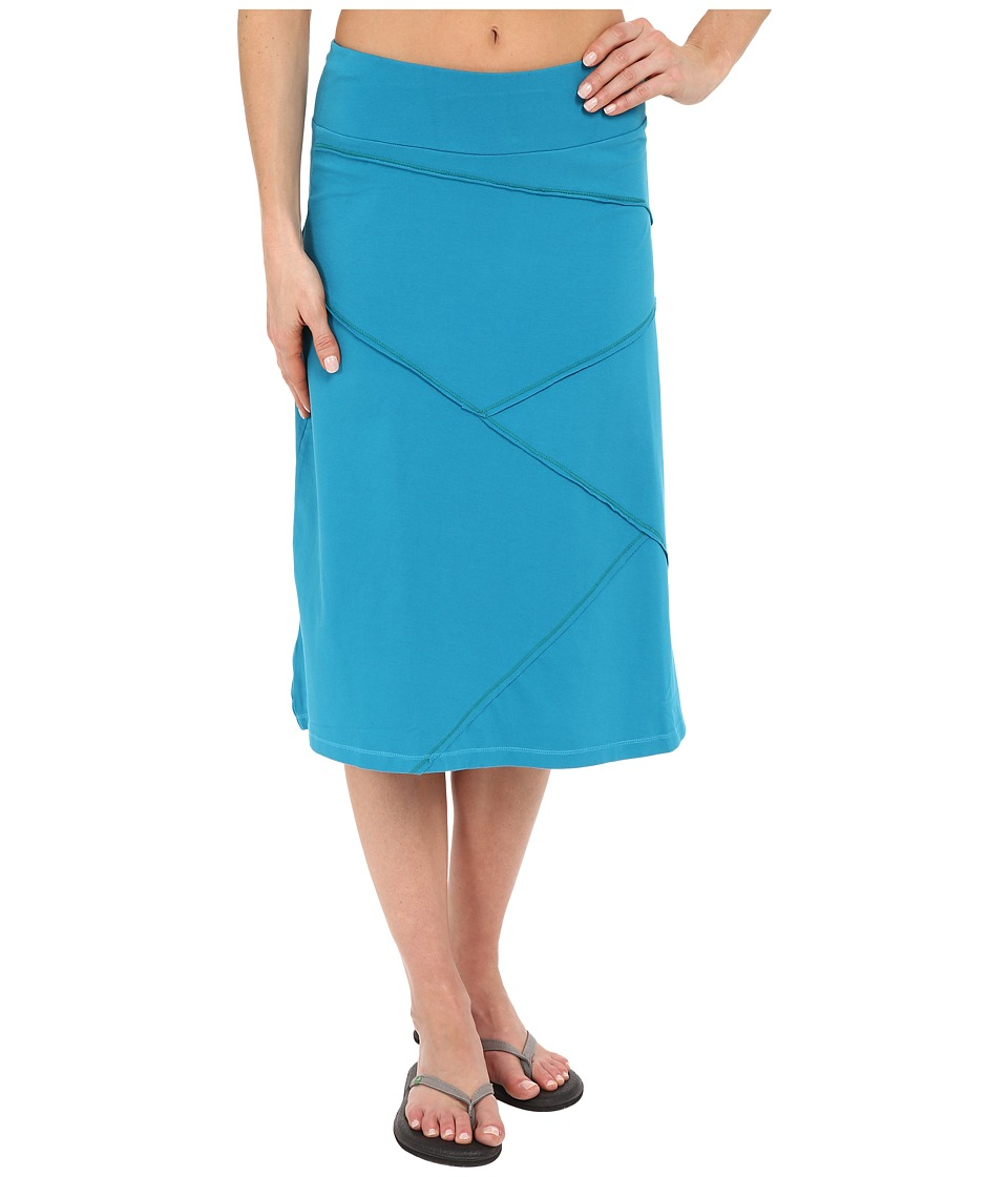Aventura Clothing - Arlington Skirt (Mosaic Blue) Women's Skirt