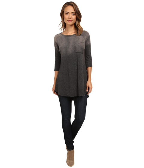 Free People - Pullover Afternoon (Charcoal) Women