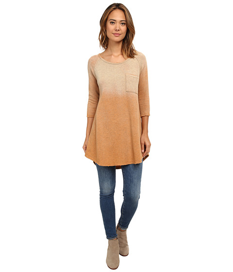 Free People - Pullover Afternoon (Burnt Orange) Women