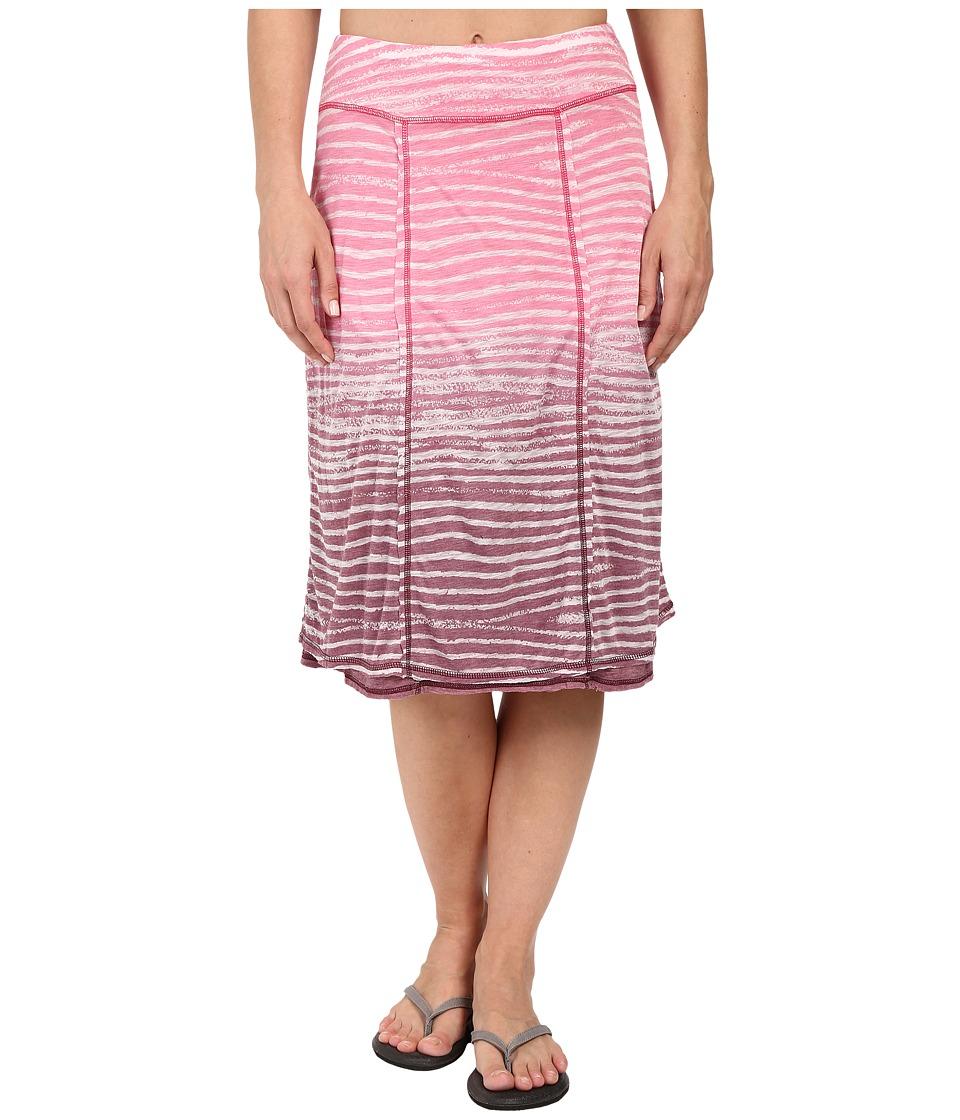 Aventura Clothing - Larson Reversible Skirt (Baroque Rose) Women's Skirt