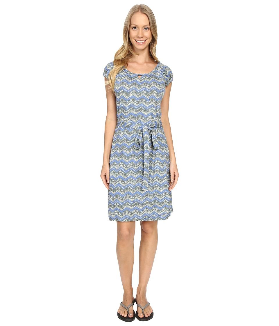 Aventura Clothing - Castella Dress (Blue Yonder) Women's Dress