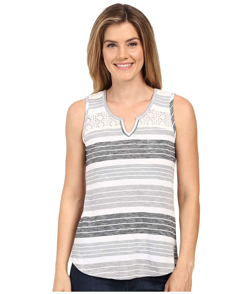 Aventura Clothing Atherton Tank Top (Black) Women