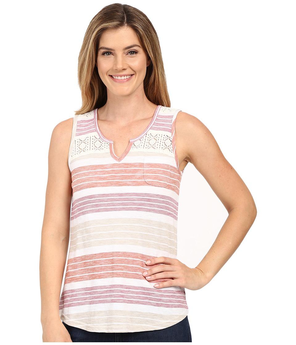 Aventura Clothing - Atherton Tank Top (Deco Rose) Women's Sleeveless